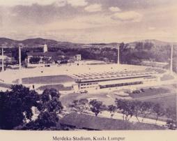 Stadium Merdeka 01